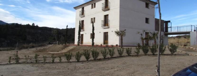 Casa 4 chimeneas