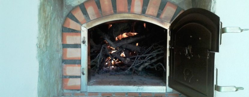 Inauguración del horno moruno
