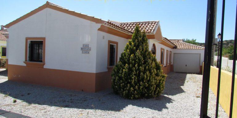 Casa Montaña Vista